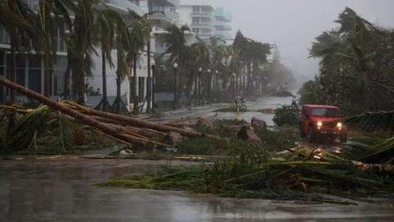 Bão Irma trút cơn thịnh nộ xuống Florida ảnh 2