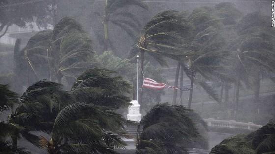 Bão Irma trút cơn thịnh nộ xuống Florida ảnh 3