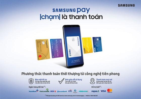Galaxy Note8 chính thức ra mắt tại Việt Nam ảnh 2