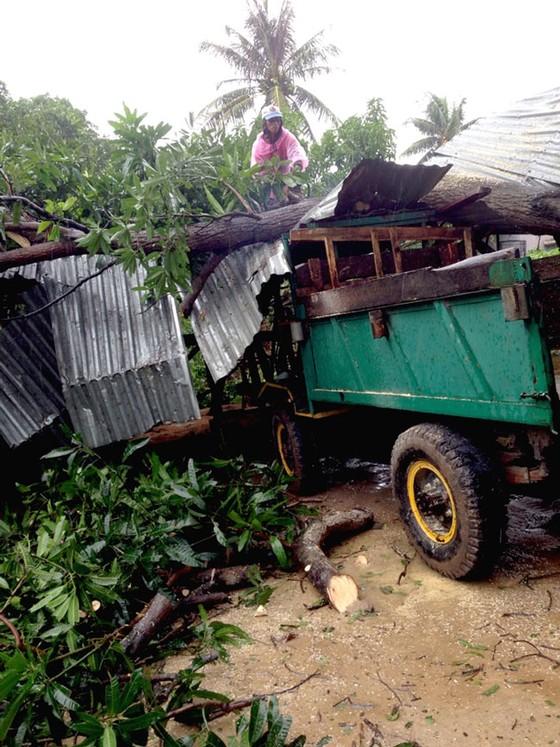 Tan hoang sau bão số 12 ảnh 2