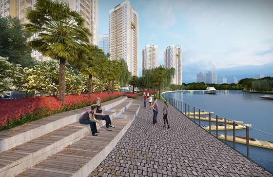Dự án cận thủy nâng tầm giá trị BĐS khu Đông Sài Gòn ảnh 1
