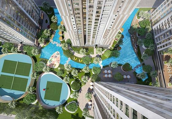 Dự án cận thủy nâng tầm giá trị BĐS khu Đông Sài Gòn ảnh 2