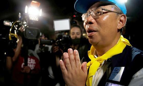 Báo chí thế giới đồng loạt ca ngợi hoạt động giải cứu tại Thái Lan ảnh 1