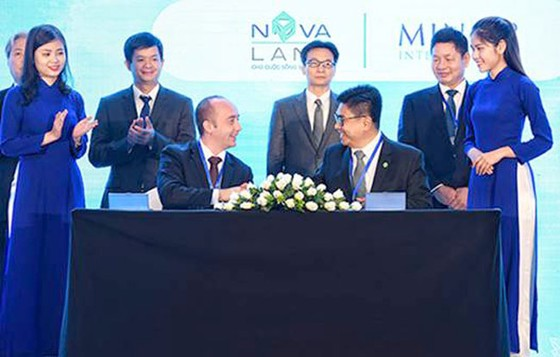 Novaland ký kết hợp tác chiến lược cùng 2 tập đoàn quốc tế ảnh 1