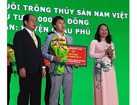 Thủ tướng Nguyễn Xuân Phúc dự hội nghị xúc tiến đầu tư An Giang  ảnh 2