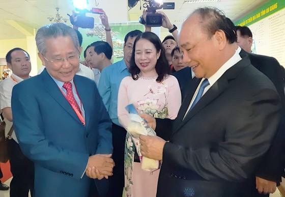 Thủ tướng Nguyễn Xuân Phúc dự hội nghị xúc tiến đầu tư An Giang  ảnh 1