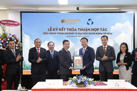 Hưng Thịnh Icons hợp tác toàn diện ĐH Bách Khoa TPHCM ảnh 1
