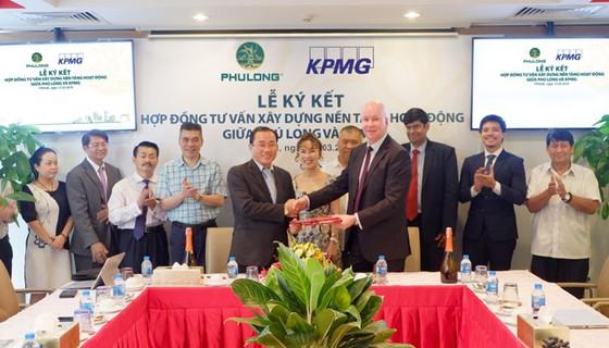 KPMG - Phú Long ký kết hợp đồng tư vấn xây dựng nền tảng hoạt động ảnh 2