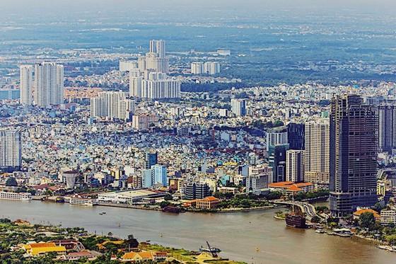 Hé lộ hình ảnh đầu tiên từ đài quan sát cao nhất Đông Nam Á giữa Sài Gòn ảnh 1