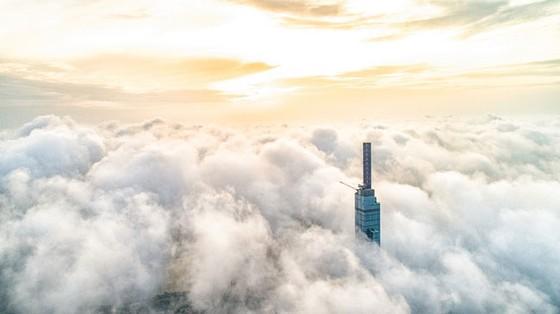 Hé lộ hình ảnh đầu tiên từ đài quan sát cao nhất Đông Nam Á giữa Sài Gòn ảnh 2