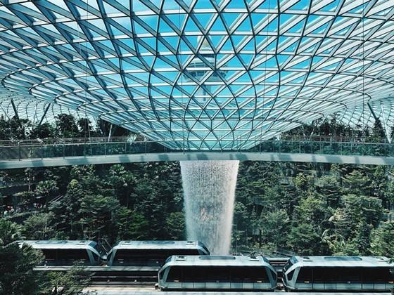 Jewel Changi: Kỳ quan sân bay mới tại Singapore ảnh 3