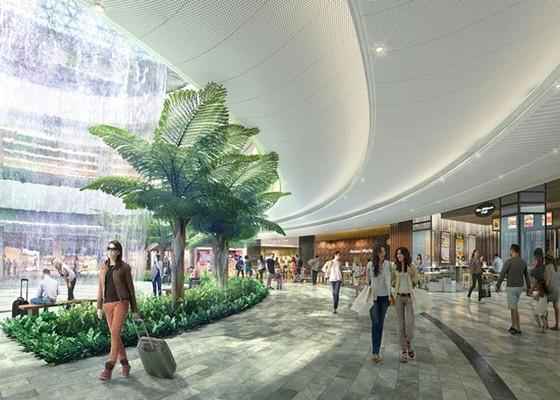 Jewel Changi: Kỳ quan sân bay mới tại Singapore ảnh 4