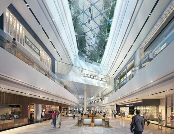 Jewel Changi: Kỳ quan sân bay mới tại Singapore ảnh 5