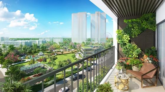 DKRA Vietnam tiếp thị và phân phối dự án Eco-Green Saigon ảnh 3