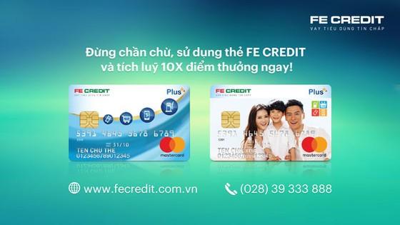 """FE CREDIT đạt giải """"Tổ chức phát hành thẻ hiệu quả nhất""""  ảnh 4"""