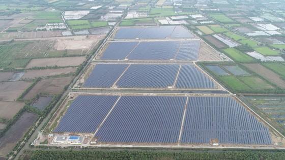 Xung lực mới thị trường điện mặt trời ảnh 1