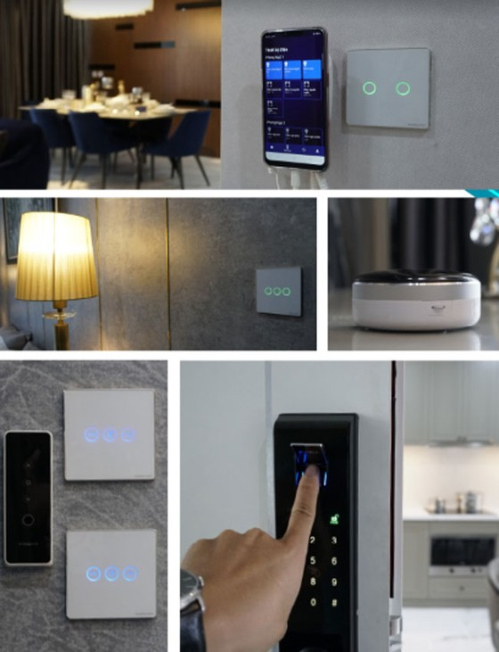 Sunshine Tech phát triển và ứng dụng công nghệ vào Smart Living ảnh 2