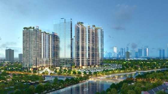 Sunshine City Sài Gòn kiến tạo lối sống mới cùng tổ hợp tiện ích đỉnh cao ảnh 1