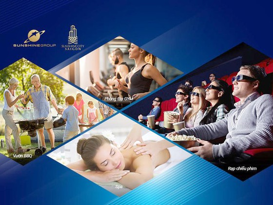 Sunshine City Sài Gòn kiến tạo lối sống mới cùng tổ hợp tiện ích đỉnh cao ảnh 4