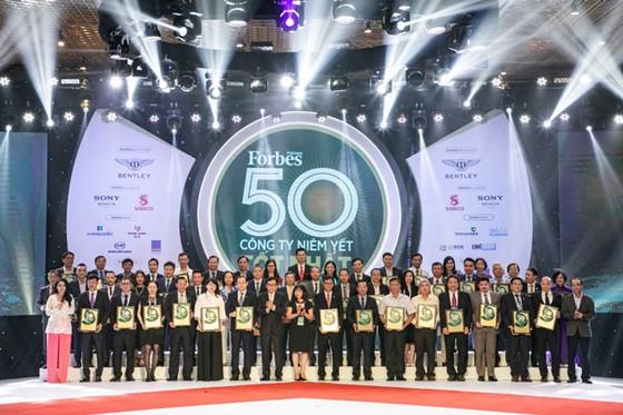 NLG lần thứ 4 lọt Top bảng xếp hạng 50 năm công ty niêm yết tốt nhất ảnh 1