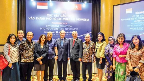 TPHCM - Indonesia kết nối tiềm năng, lợi thế  ảnh 1