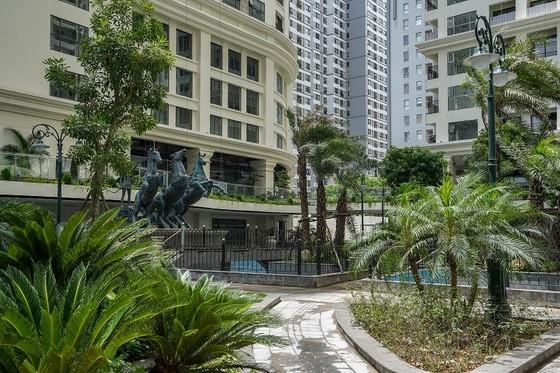 Chiêm ngưỡng những căn hộ đẳng cấp sắp bàn giao tại Sunshine Garden  ảnh 3