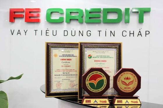 FE CREDIT lọt top 10 hàng Việt tốt vì quyền lợi người tiêu dùng 2019 ảnh 1