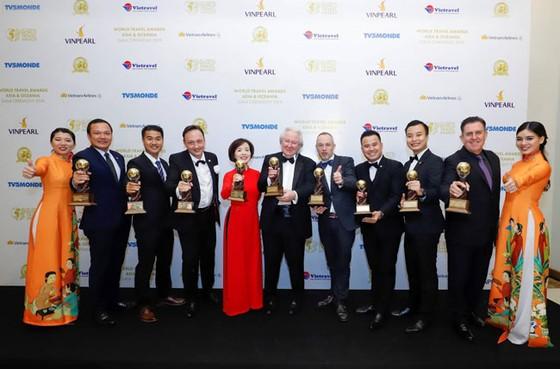 Vinpearl dẫn đầu 9 hạng mục tại giải thưởng du lịch thế giới WTA 2019 ảnh 1