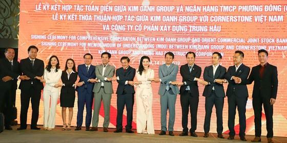 3 đối tác lớn đồng hành cùng Kim Oanh Group ảnh 1