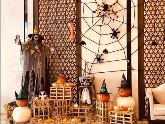 """""""Siêu bảo tàng"""" bí ngô Vinpearl mùa Halloween ảnh 10"""