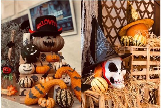 """""""Siêu bảo tàng"""" bí ngô Vinpearl mùa Halloween ảnh 11"""