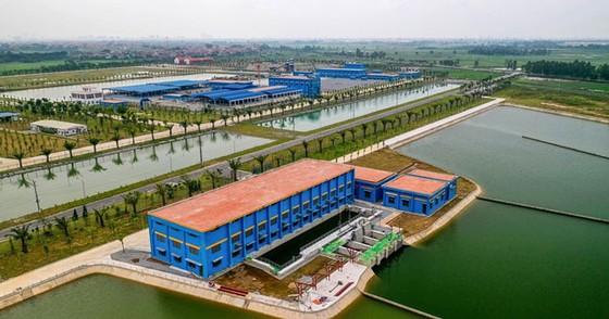 Nhà máy nước Sông Đuống: Ứng dụng công nghệ xử lý G7 và châu Âu ảnh 1