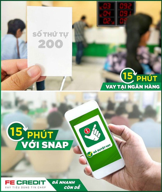Công ty tài chính chạy đua làm app mobile ảnh 1