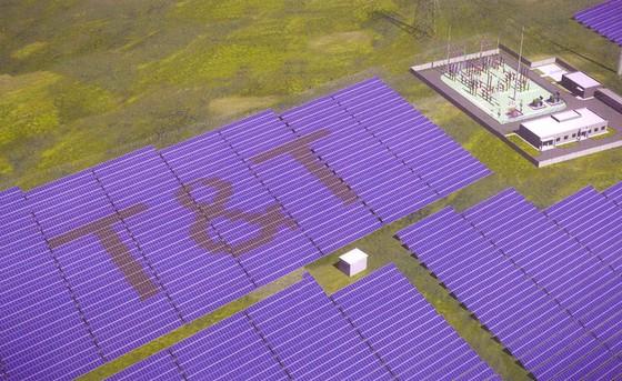 900 tỷ đồng xây dựng nhà máy điện mặt trời Phước Ninh ảnh 1