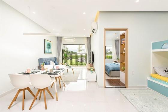 Cận cảnh căn hộ 3 phòng ngủ Lovera Vista đa công năng sử dụng ảnh 3