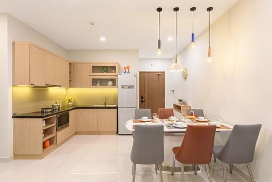 Cận cảnh căn hộ 3 phòng ngủ Lovera Vista đa công năng sử dụng ảnh 5