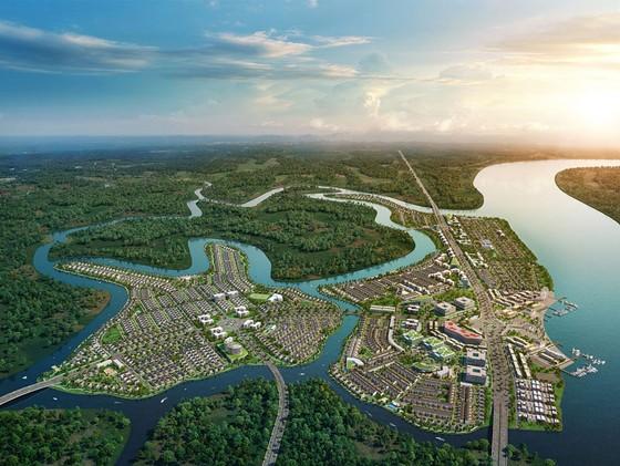 Đô thị sinh thái Aqua City tích hợp công nghệ thông minh vận hành dự án ảnh 2