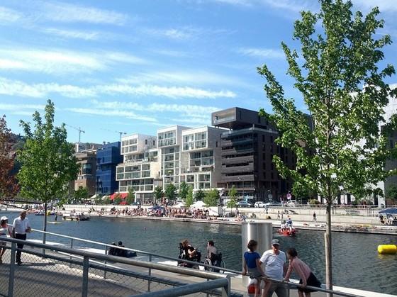 Đô thị sinh thái Aqua City tích hợp công nghệ thông minh vận hành dự án ảnh 1