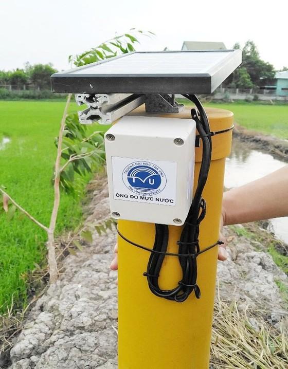 Sinh viên ĐH Trà Vinh - Ứng dụng công nghệ vào sản xuất nông nghiệp  ảnh 2
