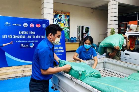 Novaland trao tặng 10 tỷ đồng trang thiết bị y tế  ảnh 1