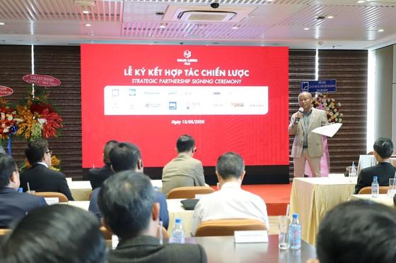 Nam Long hợp tác chiến lược với 14 đối tác uy tín ảnh 1