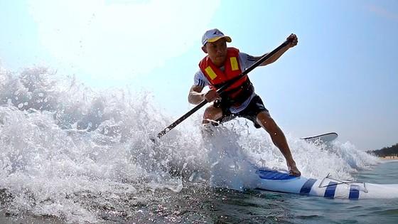 Khai trương dịch vụ thể thao dưới nước đầu tiên tại bãi biển Thuận An - Huế ảnh 3
