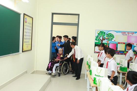 Khánh thành Trường Tiểu học Long Khánh A3 – điểm trường cô giáo Phan Thị Nhế ảnh 2