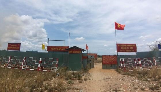 Tranh chấp đất KCN Phong Phú: Chủ đầu tư né tránh trách nhiệm? ảnh 1