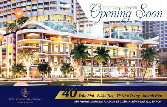 Ấn tượng căn hộ biển ngắm toàn cảnh vịnh Nha Trang ảnh 1