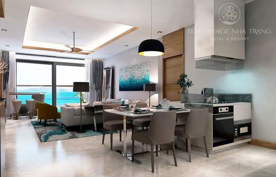 Ấn tượng căn hộ biển ngắm toàn cảnh vịnh Nha Trang ảnh 2