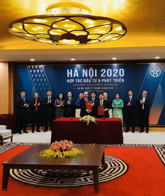 T&T Group đăng ký đầu tư hơn 700 triệu USD vào Thủ đô Hà Nội  ảnh 2
