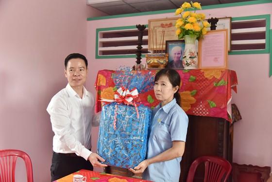 SCB xây 20 nhà cho gia đình chính sách khó khăn tại Long An ảnh 1