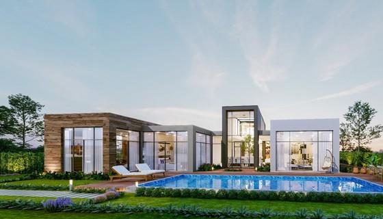 Giải mã sức hút dinh thự và Grand villa ven sông tại Waterpoint ảnh 4