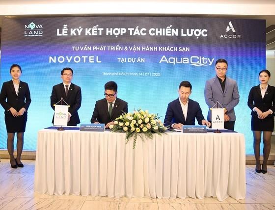 Novaland ký kết hợp tác với Accor vận hành khách sạn Novotel  ảnh 1